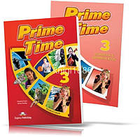 Prime Time 3, Student's book + Workbook / Учебник + Тетрадь английского языка
