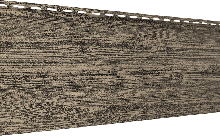 Сайдинг U-Plast Timberblock Ель (альпийская)