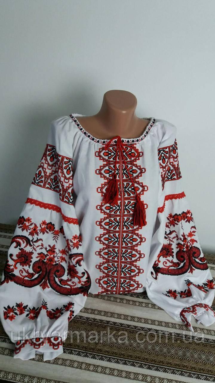 """Блузка з вишивкою """"Маргарита"""""""