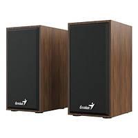 Колонки для компьютера (акустическая система) Genius 2.0 SP-HF180 USB Wooden