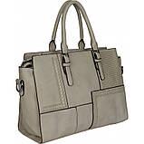 Класична жіноча сумка / Классическая женская сумка 7249-4, фото 2