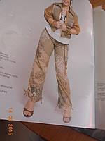 Стильные брюки из хлопка