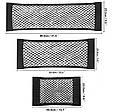 Сетка / Карман / Органайзер для салона и багажника автомобиля ( 80 х 25 см ), фото 2