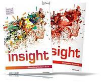 Insight Elementary, Student's book + Workbook / Учебник + Тетрадь английского языка
