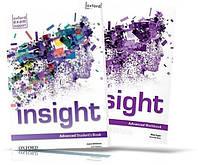 Insight Advanced, Student's book + Workbook / Учебник + Тетрадь английского языка