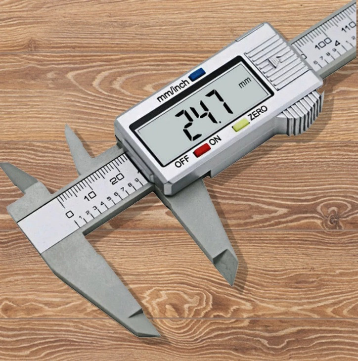 Штангенциркуль электронный 150 мм / Высокоточный цифровой микрометр