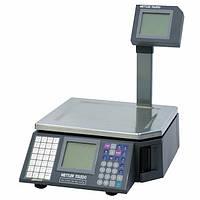 Весы с печатью этикетки METTLER TOLEDO Tiger 3600 (со стойкой) б/у
