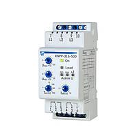 Трехфазное реле напряжения и контроля фаз РНПП-316-500, фото 1