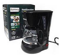 Кофеварка с чайником 600 мл Rainberg