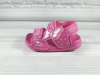 Босоножки для девочки пляжные Размер: 19, фото 1