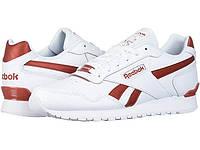 Кроссовки Reebok Classic Harman Run Clip WHITE-MASON RED Размер US8/EUR40.5/26см