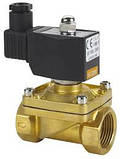 Клапаны электромагнитные для воды и воздуха