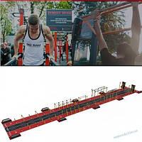 Спортивні майданчики вуличні SCS-40.2