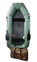 """Двухместная надувная резиновая лодка Лисичанка """"Антарес - П250 М"""""""