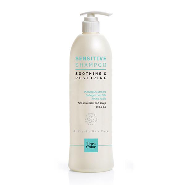 Шампунь для чувствительной кожи головы и волос Tiare Color Sensitive 1000 мл