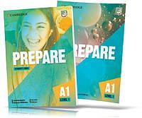Prepare 1, Student's + Workbook / Учебник + Тетрадь (комплект) английского языка