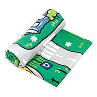 Охлаждающее пляжное/спортивное полотенце Spokey Mobile 922206 80х160, для спортзала, быстросохнущее