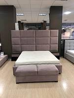 Комплект мебели для спальни Шерон (кровать + 2 столика + банкетка)