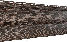 Сайдинг U-Plast Timberblock Дуб (мореный)