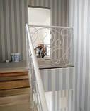 Кованые перила для лестницы, балкона, террасы, фото 5