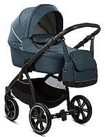 Детская универсальная коляска 2 в 1 Noordi Fjordi Jeans Blue/816