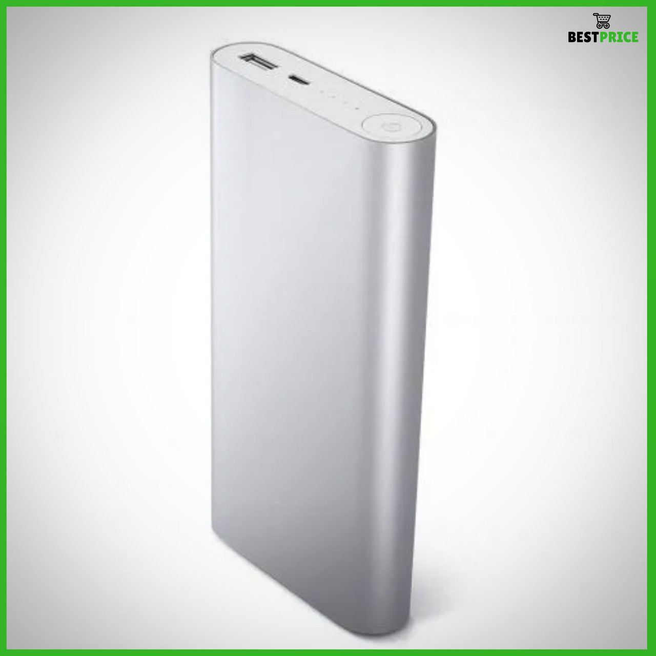 [ОПТ] Повер банк Xiaomi 20800 mAh Power Bank Внешний Аккумулятор (Реплика)