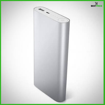 [ОПТ] Повер банк Xiaomi 20800 mAh Power Bank Внешний Аккумулятор (Реплика), фото 2