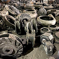Отливки (сталь, чугун), фото 3