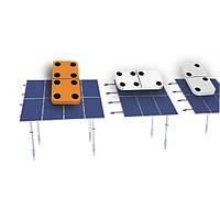 Domino Vertikal V2-86 комплект креплений 86 ФЭМ 30 точек крепления