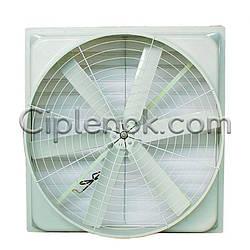Осевой стекловолоконный вентилятор 1060х1060 мм