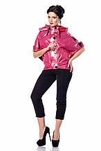 Женская Куртка В-881 Aрт.102008 х/б+Print Тон 599 Favoritti