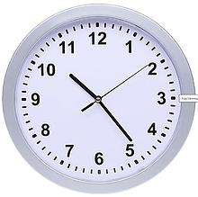Настенные пластиковые часы-тайник-сейф  SAFE CLOCK 7031