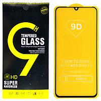Защитное стекло 9D для Xiaomi Mi A3 Lite (Black)