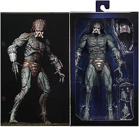 Фігурка Хижак Броньований вбивця, Асассин, NECA - Predator, Armored Assassin, Deluxe Figure, Neca