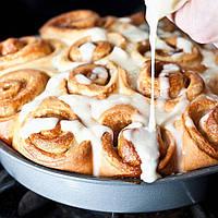 Косметическая отдушка Cinnamon Swirl ,  про-ль США (Brambleberry), ваниль 6,5%