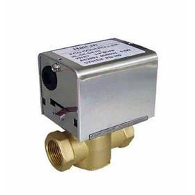 Термозмішувальні, електро - і інші клапани