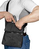 A-line плечевая сумка с кобурой синтетическая А-41