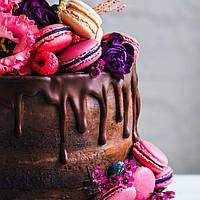 Косметическая отдушка Chocolate Ganache,  про-ль США (Brambleberry), ваниль 13%