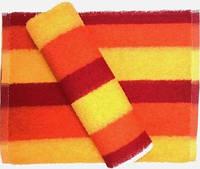 Полотенце кухонное махровое, Полотенце кухонное разноцветное, Полотенце махровое 30х50, Яркие полотенца