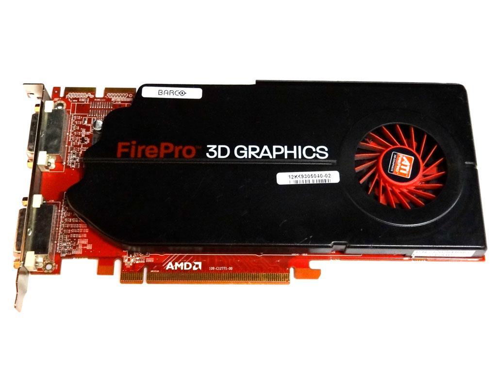 Відеокарта Barco MXRT-5450 1Gb PCI-Ex DDR5 128bit (2 x DVI)