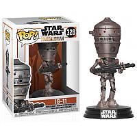 Фигурка Funko Pop Фанко Поп Звездные Войны Дроид IG-11 Star Wars IG-11 10 см SKL38-223018