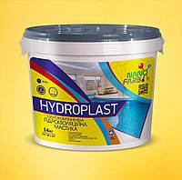 Гидроизоляционная мастика Hydroplast Nanofarb 14 кг