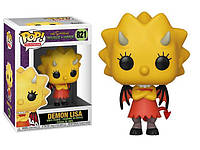 Фигурка Funko Pop Фанко Поп Симпсоны Демон Лиза Simpsons Demon Lisa 10 см SKL38-222925