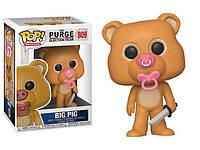 Фигурка Funko Pop Фанко Поп Судная Ночь Большая Свинья The Purge Big Pig 10 см SKL38-222845