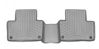 Коврики резиновые с бортиком лайнеры WeatherTech Volvo XC 90 2016 задние 2 ряд серые 468282
