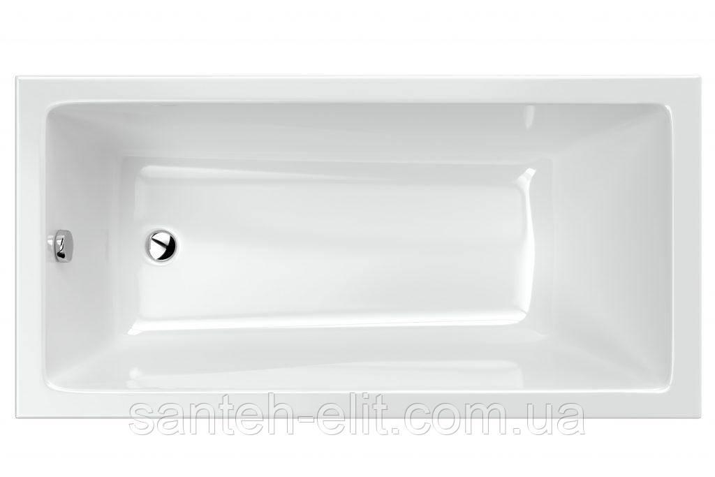 Акриловая ванна Radaway Mirella 160x70 см с ножками (WA1-48-160×070)