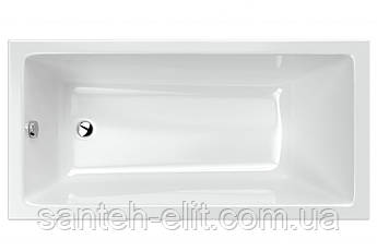 Ванна акриловая Radaway Mirella 160x70 см с ножками (WA1-48-160×070)