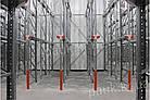Въездной стеллаж DRIVE-IN, складские стеллажи въездные, фото 4