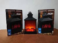 Декоративный LED камин, LED огонь Grundig (из Германии)