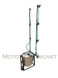 Опрыскиватель для мотоблока и мототрактора из нержавеющей стали